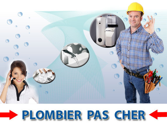 Degorger Canalisation Chaumontel 95270