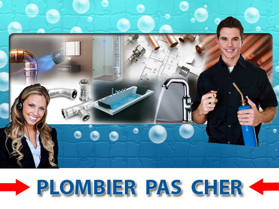 Degorger Canalisation Le Thillay 95500